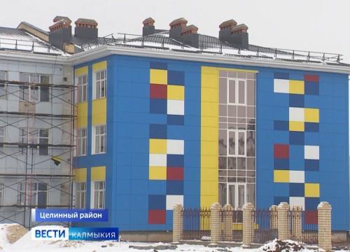 В селе Троицкое скоро откроется новая школа