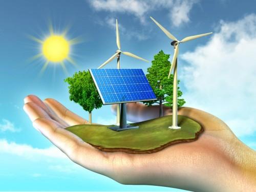 Альтернативные источники энергии могут сэкономить затраты на производстве