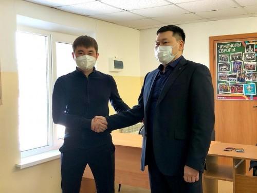 Директором Республиканской спортивной школы олимпийского резерва стал Максим Тюмидов