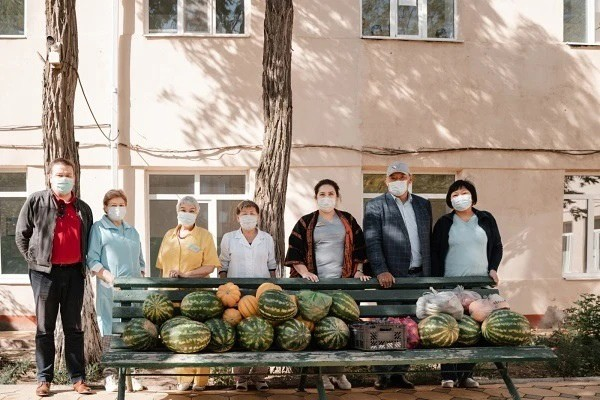 Активисты регионального ОНФ оказали помощь пациентам детского противотуберкулезного диспансера