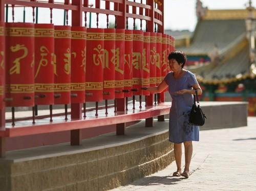 Шаджин-лама Калмыкии Тэло Тулку Ринпоче проведет серию тантрических ритуалов