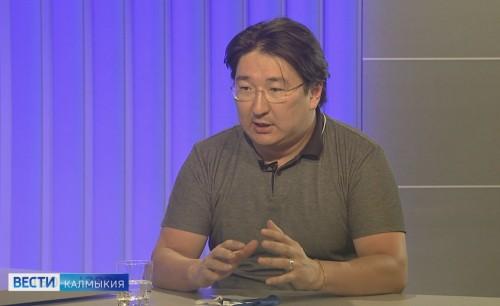 Бадма Башанкаев поблагодарил земляков за исполнение гражданского долга