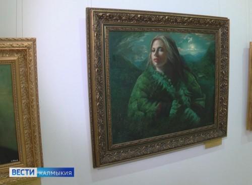 В Национальном музее открылась выставка Народного художника России Никаса Сафронова