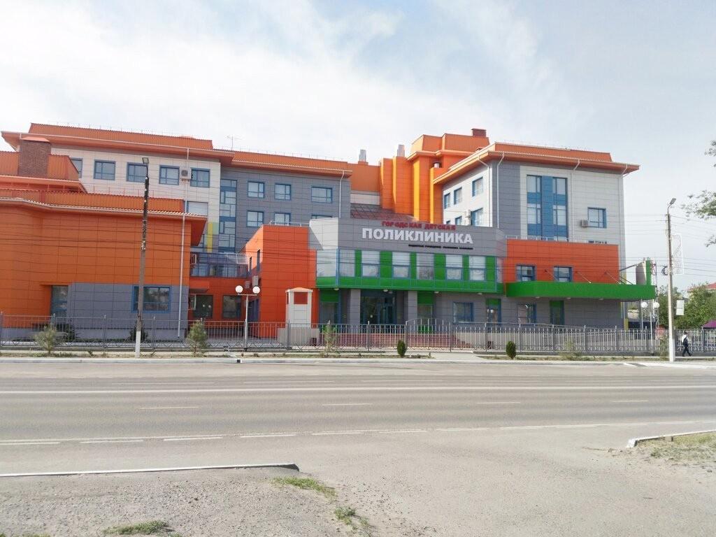 Сегодня открылось новое здание Республиканского детского медицинского центра по улице Ленина