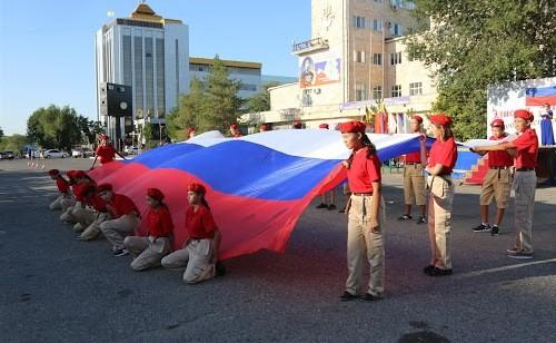 Школьники республики покажут свои знания государственных и региональных символов
