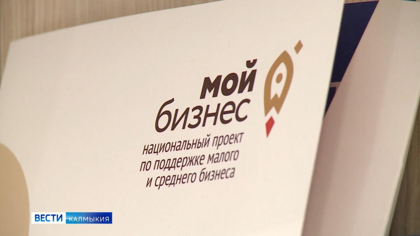 Предприниматели Калмыкии смогут воспользоваться целым комплексом услуг вместо одной