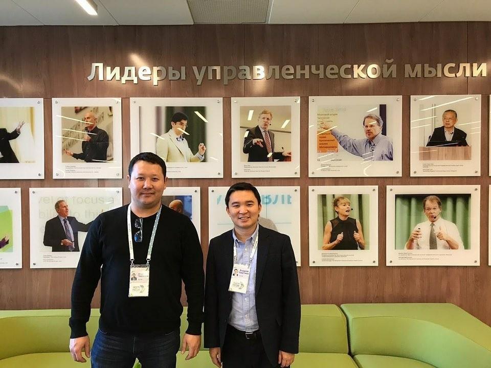 Андрей Чиджиев и Андрей Картиев вошли в число суперфиналистов конкурса «Лидеры России»