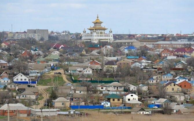 В Калмыкии планируется возведение семи социально-экономических объектов