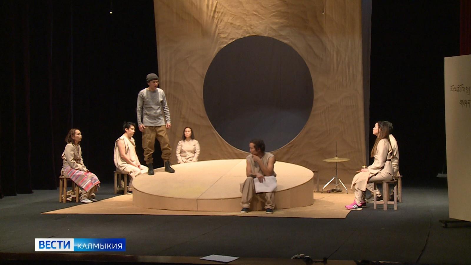«Путь к истине». Национальный драматический театр имени Басангова готовится к премьере спектакля