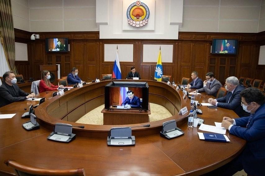 В Калмыкии обсудили качество контроля электроэнергии, поступающей в республику