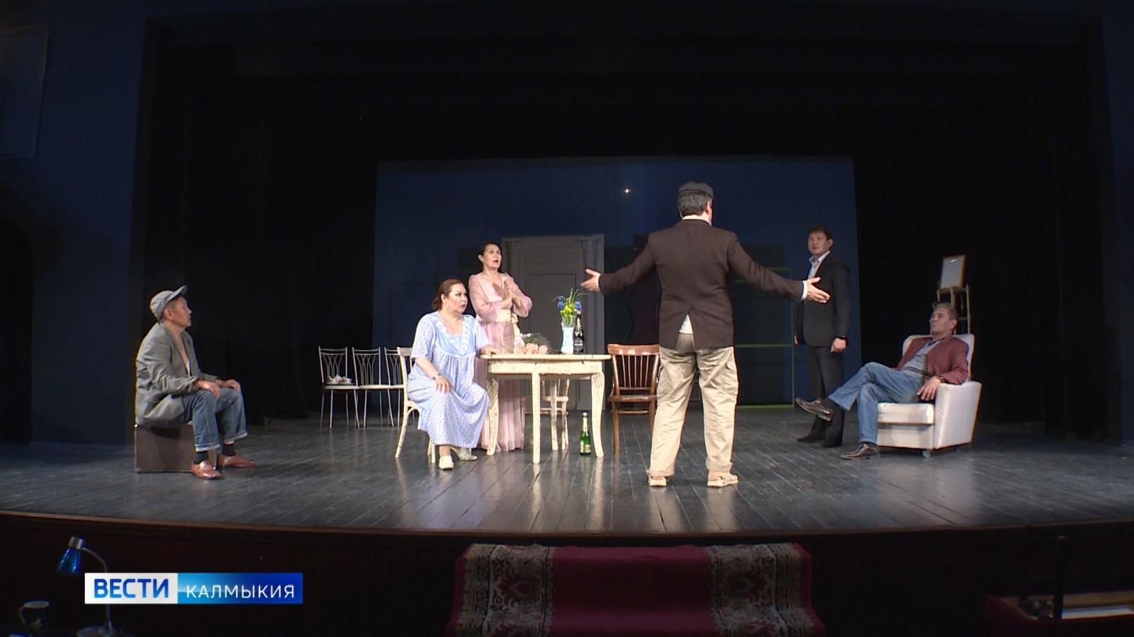 Республиканский русский театр драмы и комедии открыл 30 юбилейный сезон