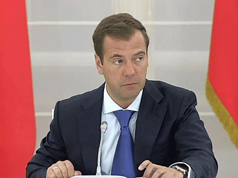 Медведев призвал строить университетские городки