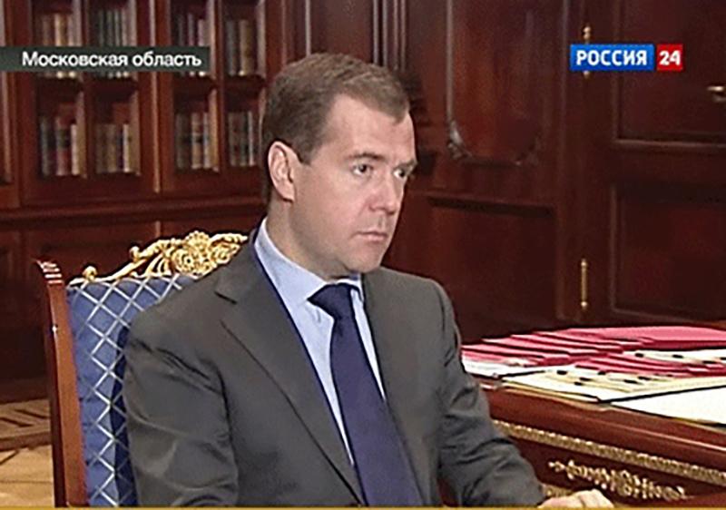 Дмитрий Медведев поручил провести конкурс проектов студенческих общежитий