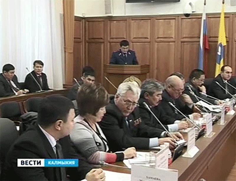 Управление Минюста провело совещание, посвященное соблюдению законодательства во время избирательной кампании