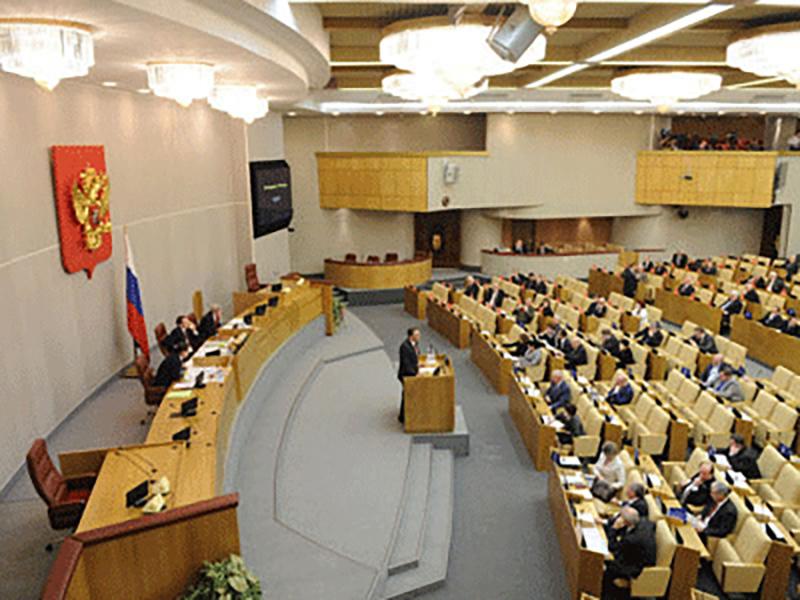 Госдума заслушала отчет главы МВД России Рашида Нургалиева