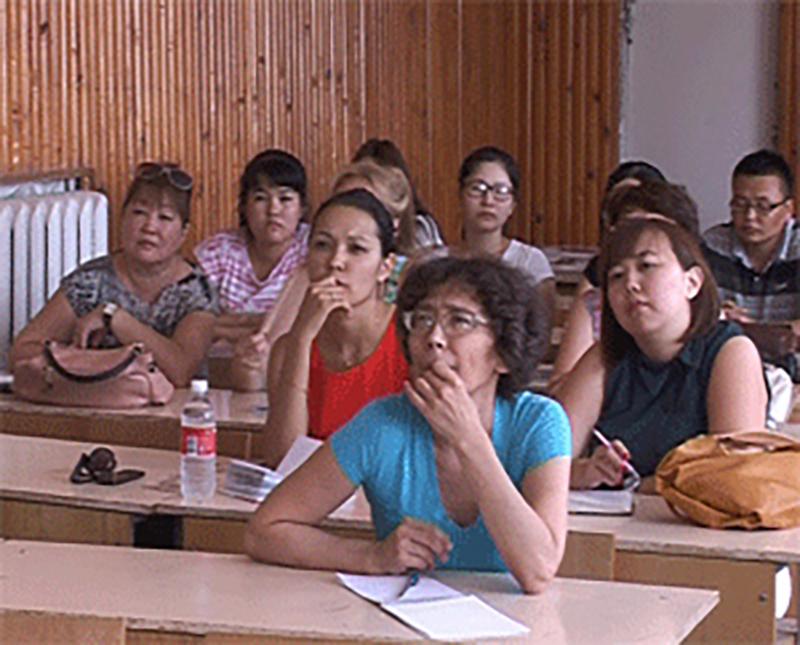 Дети из малообеспеченных семей обучаются английскому языку по особой программе
