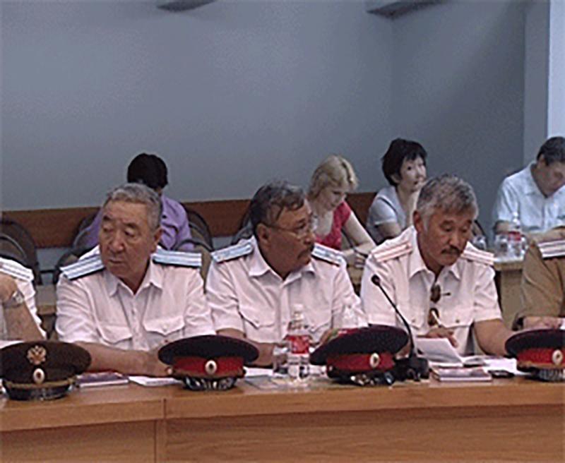 Рабочая группа по делам казачества определила план работы на 2013 год