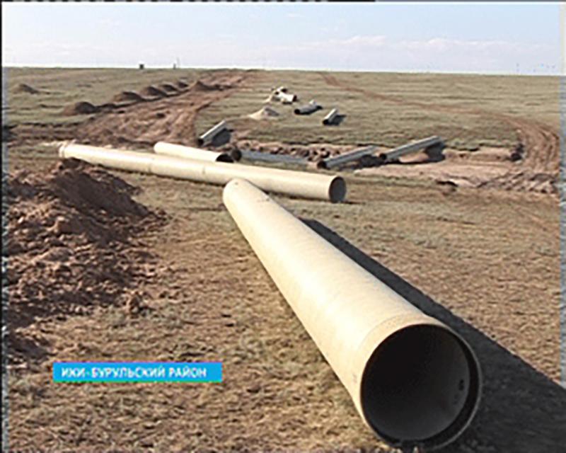 В августе начнется реконструкция аварийных участков системы водоснабжения Элисты