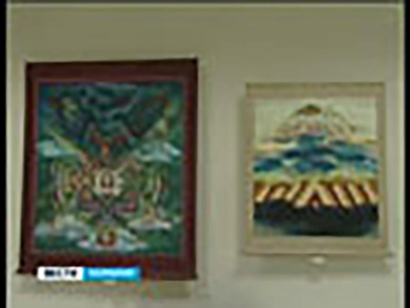 «Отражение света! Буддизм в творчестве художников»