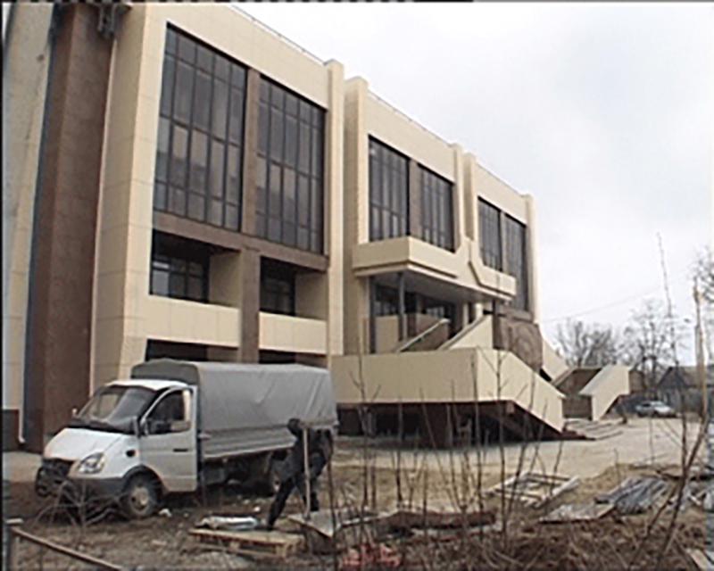 Более 4 млн. рублей, предназначенных на реконструкцию Национальной библиотеки, израсходованы не по назначению