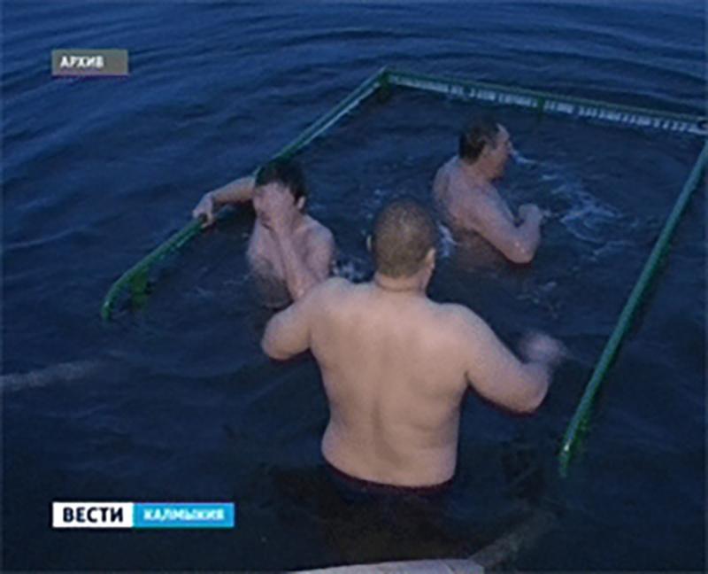 В Калмыкии готовятся к празднованию Крещения