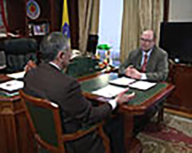 Интервью с Главой Республики Калмыкия Алексеем Орловым