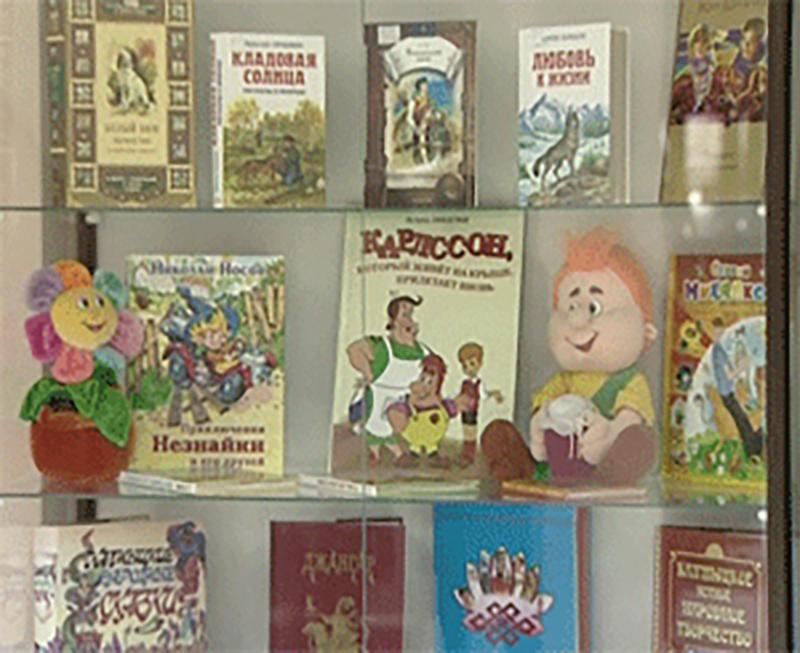 """""""Брось мышку, возьми книжку"""": в Калмыкии стартовала Неделя детской книги"""