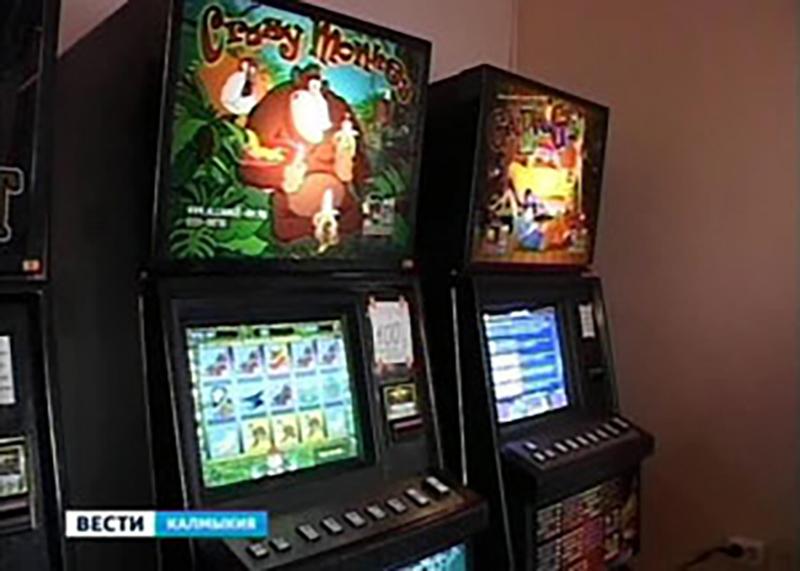 В Элисте пресечена деятельность подпольного игрового салона