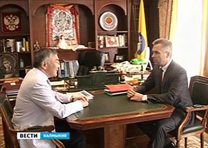 Павел Астахов отметил положительные изменения в Калмыкии