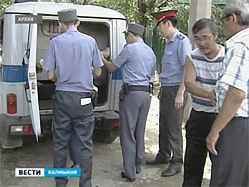 В МВД Калмыкии факт превышения должностных полномочий сотрудниками полиции