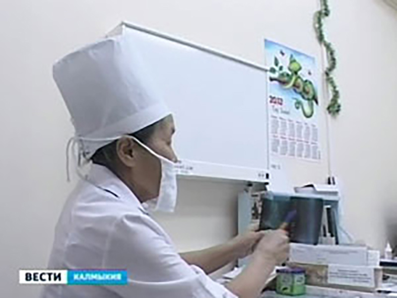 Житель Яшкульского района получил ножевое ранение