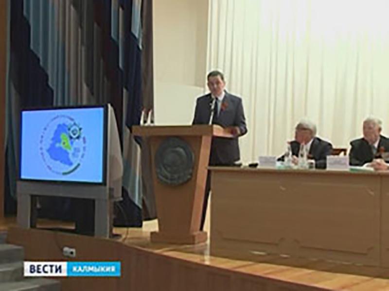 В Элисте открылась конференция «Вклад регионов и народов Юга России в Победу в Великой Отечественной войне»