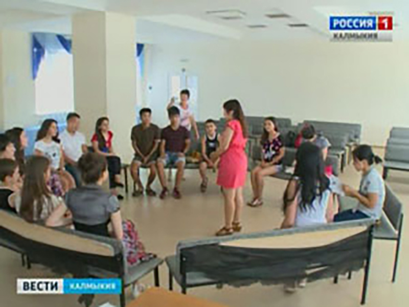 В Элисте проходит фестиваль «Дружба народов»
