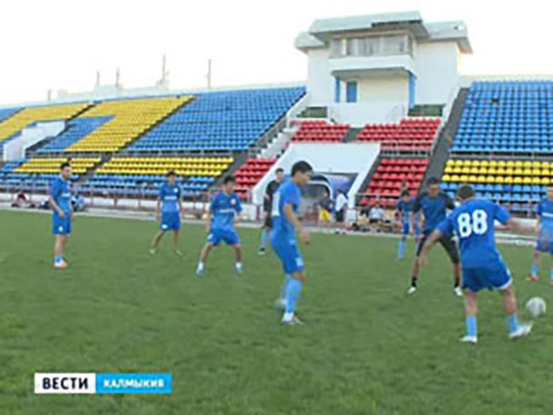 """ФК """"Уралан"""" готовится к очередной домашней встрече"""