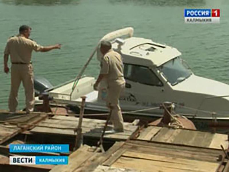 ГИМС МЧС по РК провело более 200 рейдов и патрулирований водных объектов
