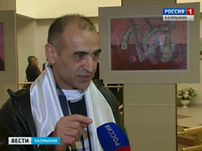 Дни культуры Азербайджана в Калмыкии