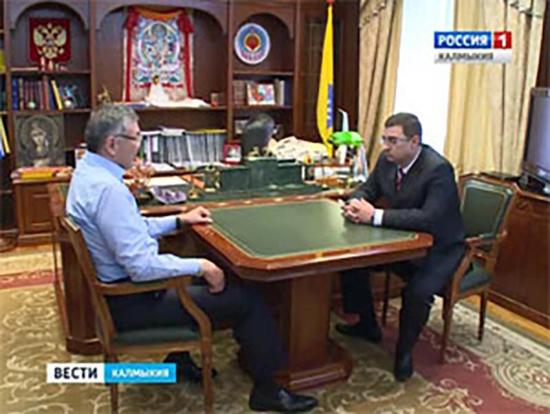 Управляющим Калмыцкого дополнительного офиса Россельхозбанка назначен Камиль Баткаев