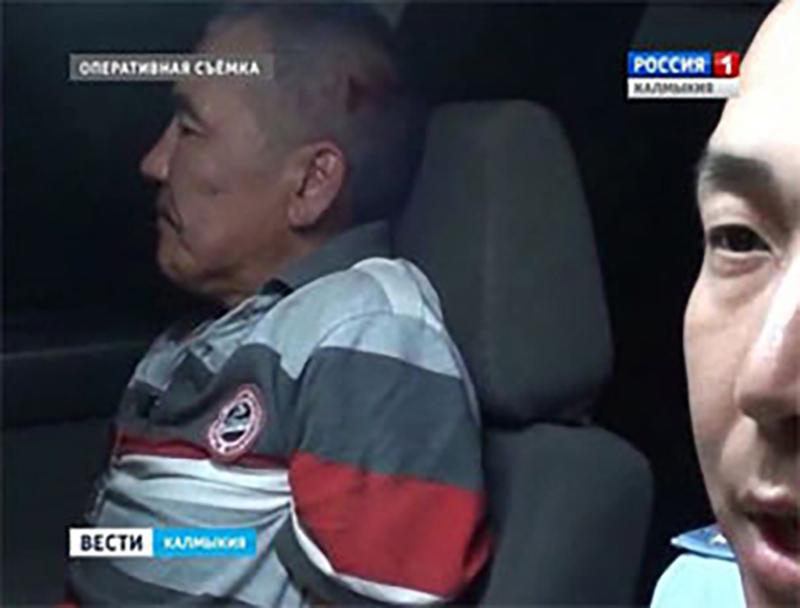 Полицейские задержали пьяного водителя