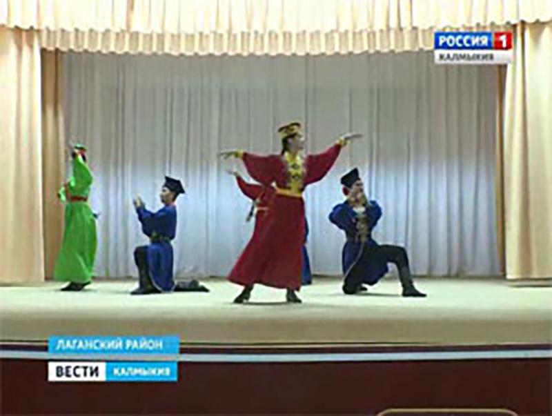Народный ансамбль танца «Дольган» стал лауреатом фестиваля «Родники России»