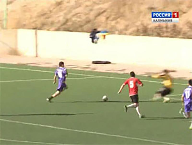 Определились призеры чемпионата республики по футболу