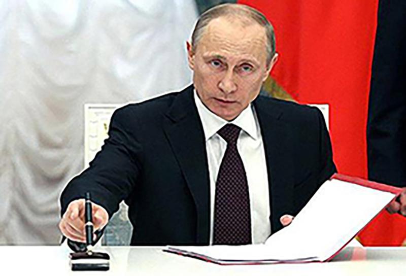 Владимир Путин поддержал отечественные интернет-магазины