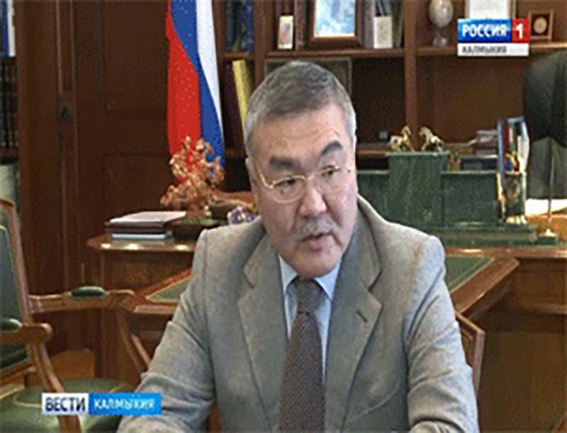 Правительство заинтересовано в слаженной и эффективной работе профсоюзов Калмыкии