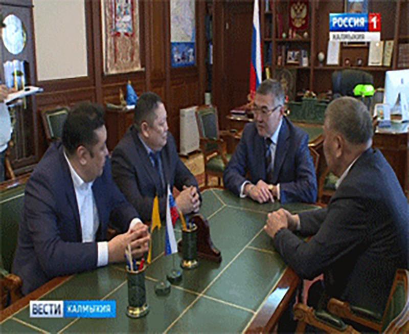 Праздничные мероприятия, посвященные Цаган Сар пройдут и в Астраханской области