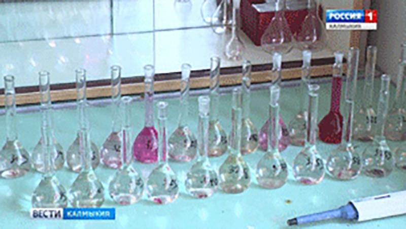 Качественной водой в Калмыкии обеспечено почти 30 тысяч человек
