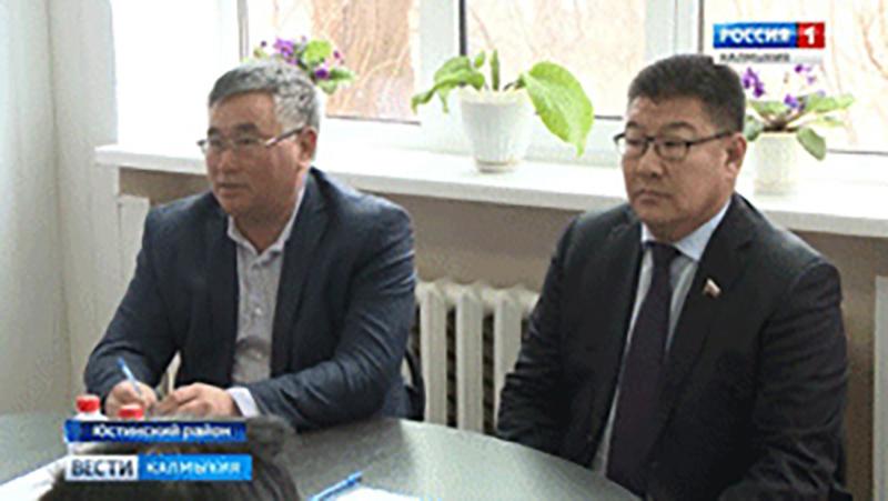 Проблемы социально-экономического развития Юстинского района и пути их решения