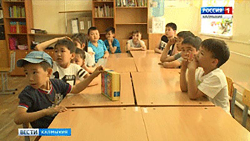 В республике открылись летние оздоровительные лагеря для детей