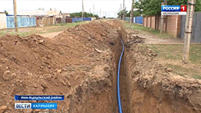 Левокумская вода поступит в дома Ики-Бурульцев