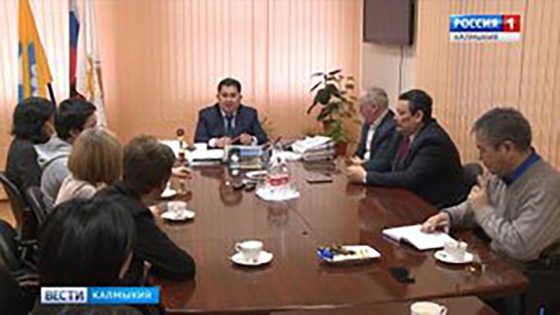 В Главном ВУЗе республики подвели итоги работы за 2017 год
