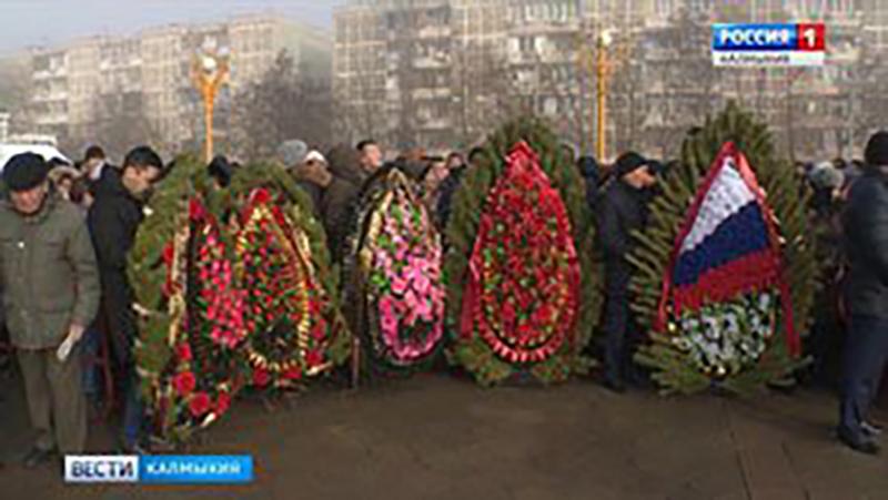 28 декабря — День памяти жертв калмыцкого народа