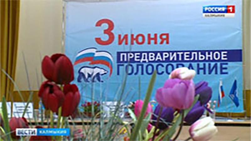 Завершается прием заявлений для участия в предварительном голосовании единороссов